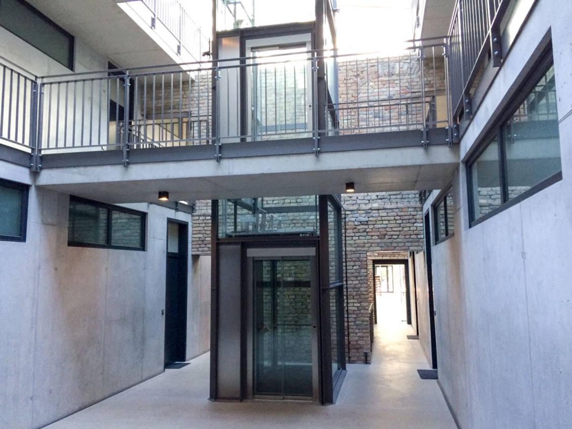 Köhnlein Türen Loftwohnungen Kauffmannsmühle D 68159 Mannheim
