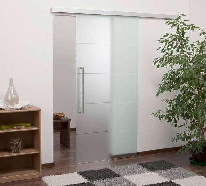 ganzglast r mirada oros 4 ausf hrung ganzglas schiebet r auf der wand laufend grundfl che. Black Bedroom Furniture Sets. Home Design Ideas