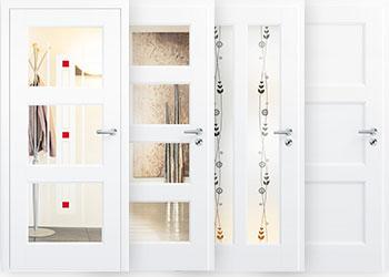 k hnlein t ren innent ren bersicht weisslack farbe. Black Bedroom Furniture Sets. Home Design Ideas