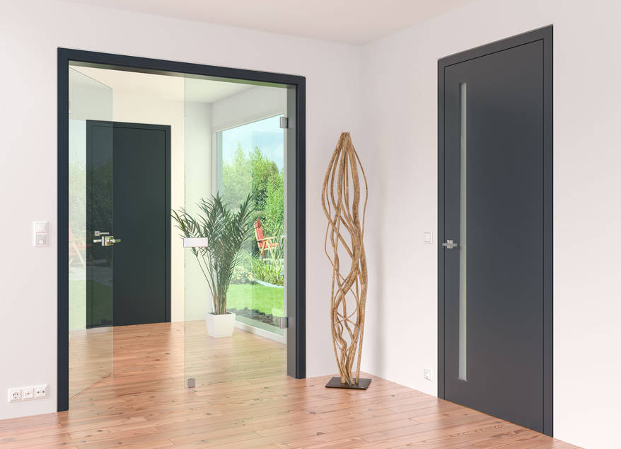Berühmt Weißlacktüren und Farblacktüren - Köhnlein Türen HF68