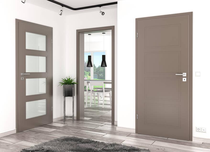 Beliebt Weißlacktüren und Farblacktüren - Köhnlein Türen PW93